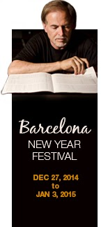KIconcerts: Sing in Barcelona with Z. Randall Stroope on New Year's Day, 2015