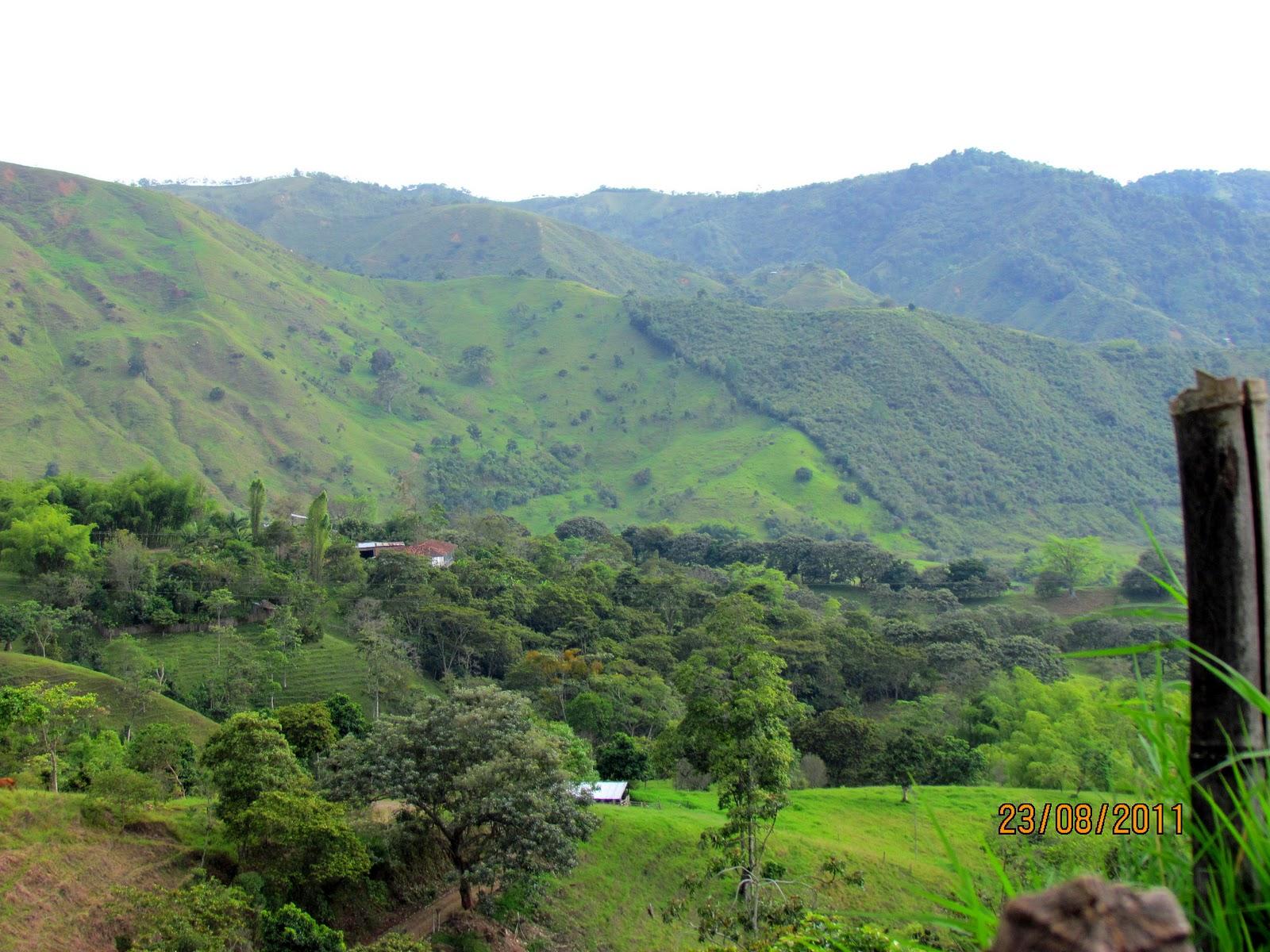 Colombia más que biodiversidad: 09/27/11