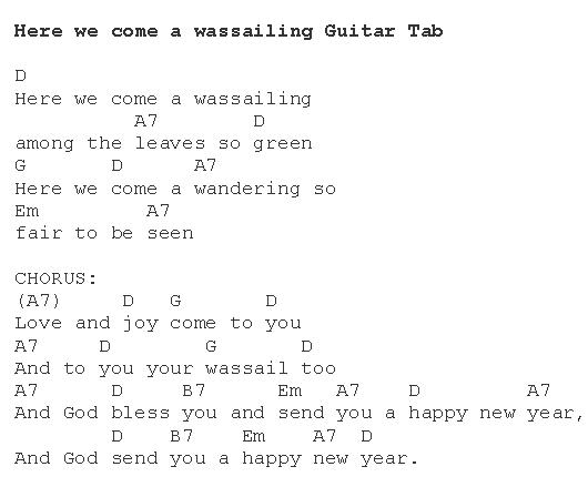 Here We Come A Wassailing Christmas Carols Lyrics And History