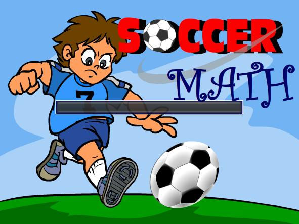 math in soccer Date: 05/21/99 at 11:45:38 from: elise ricard subject: math in soccer i need to write a paper about how math is involved in soccer so far, i.