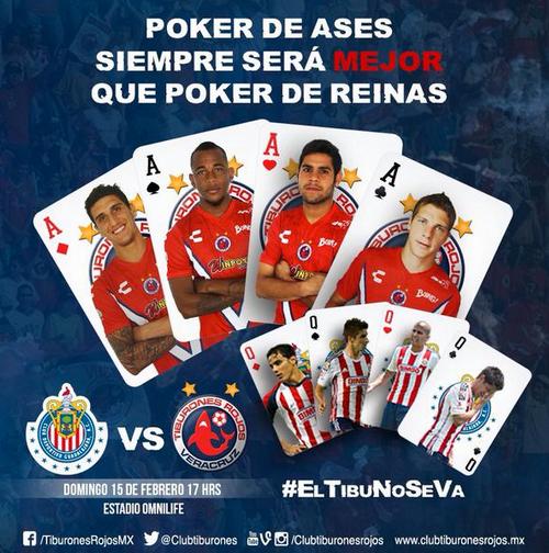 Se Calienta Chivas vs Veracruz