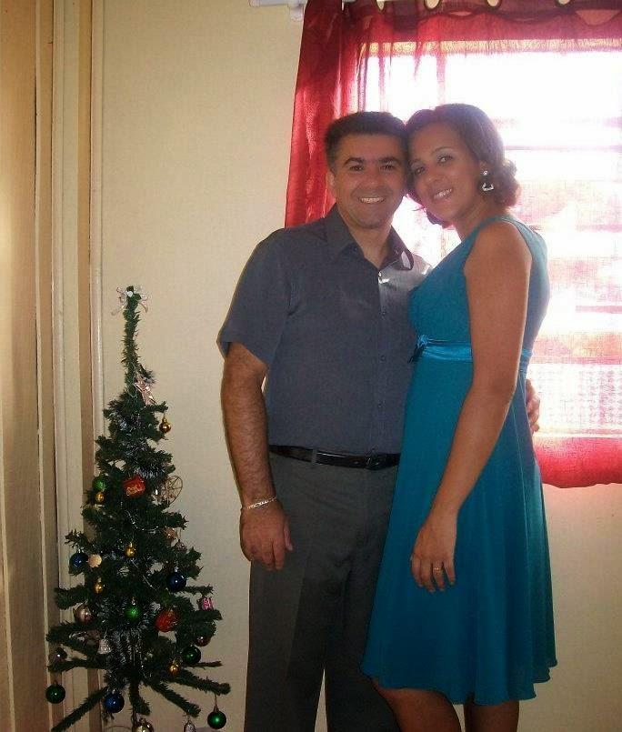 Pastor Cícero e Adelma Fernandes