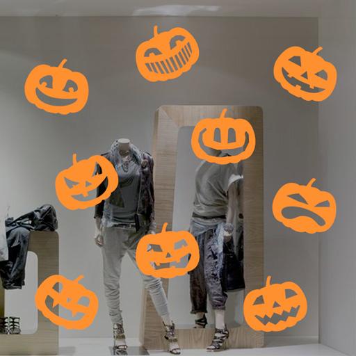 Vinilos baratos decoraci n para halloween - Articulos halloween baratos ...