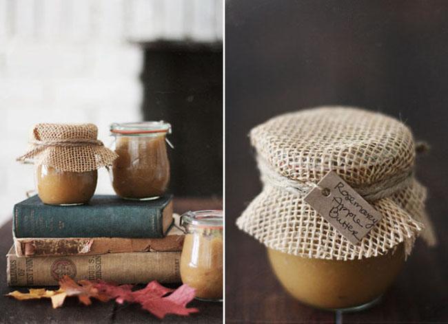 idea regalo-casero-cake y mermelada -envase de mermelada jute