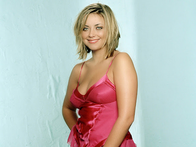 Sexy Singer Charlotte Church