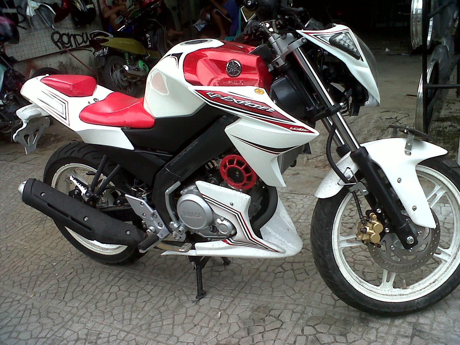 kumpulan modifikasi motor vixion 2013