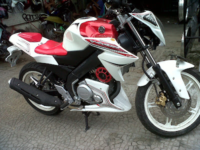 Foto Modifikasi Yamaha Mx 2013