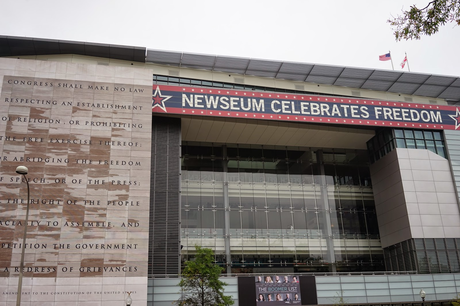 newseum washington d.c