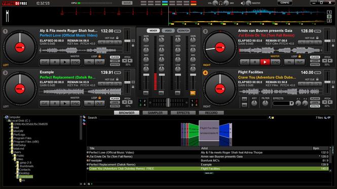 Virtual dj 8 crack free download mac