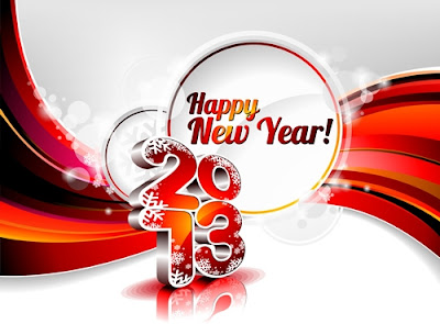 Latest Happy New Year Wallpapers and Wishes Greeting Cards 041