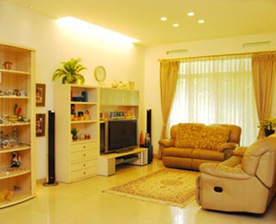 furniture interior: tips / cara menata ruang keluarga
