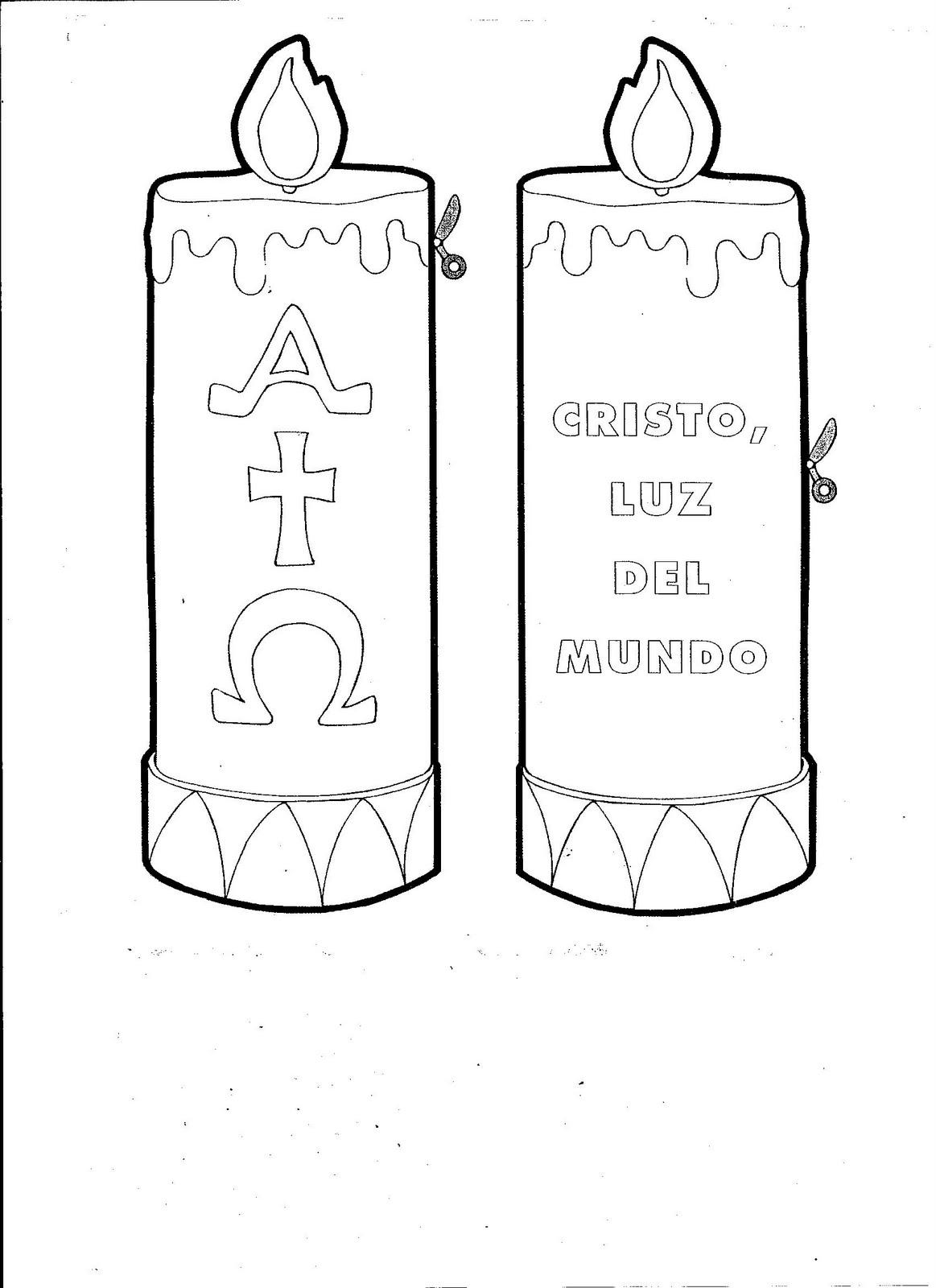 CLASE DE RELIGIÓN: FICHAS PARA LA PASCUA