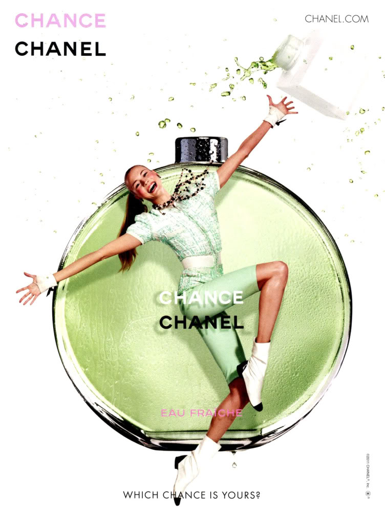 new chanel chance eau fraiche 100ml edt spray full. Black Bedroom Furniture Sets. Home Design Ideas