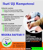 LSP-TLIP: Sertifikasi Ahli Amdal ...etc