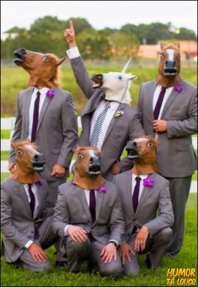 Fotos de casamentos engraçados