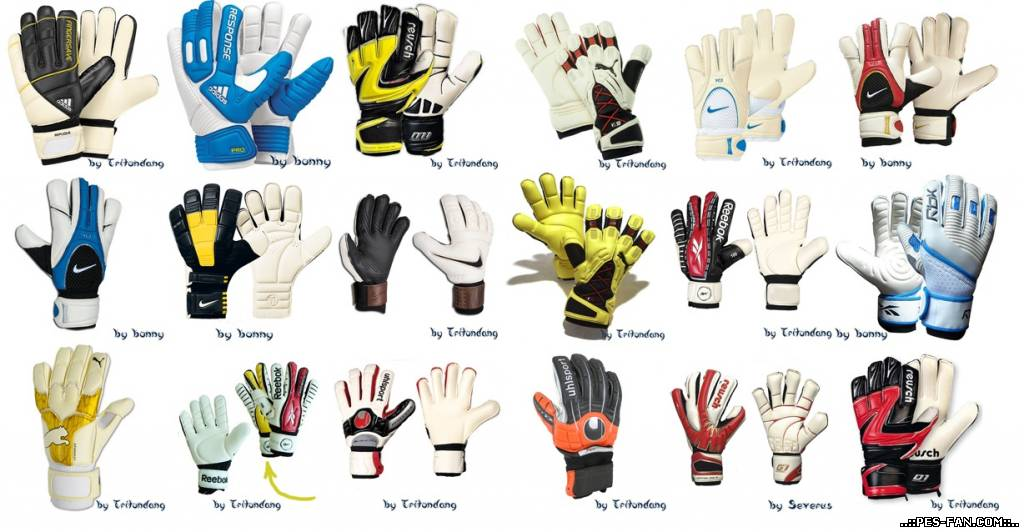 19 HD GLOVES COLLECTION By Jenkey1002