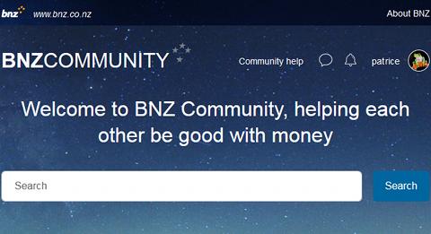 BNZ Community