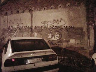 Agitación comunista en las calles de Salamanca.  IMG-20111025-00263