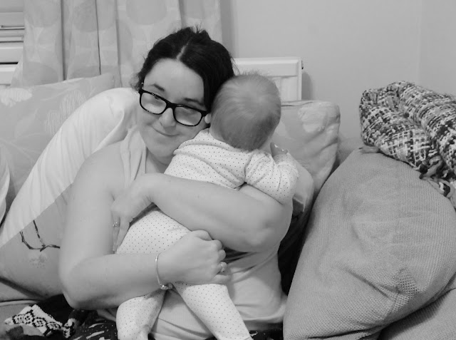 black & white photo mother cwtching baby ty hafan precious moments campaign cwtch