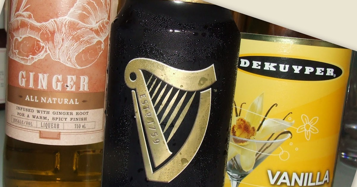 Stuff by Cher: Firewater Friday - Guinness Cream Soda