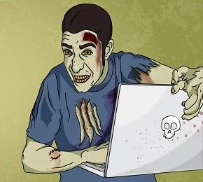 Cara Menggunakan Blog Zombie