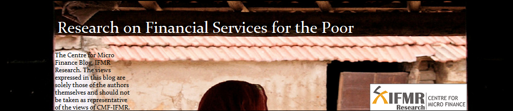 Research on Financial Services For The Poor