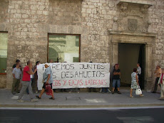 ACCIÓN CONTRA LOS DESAHUCIOS 15 DE JULIO DE 2011