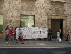 ACCIÓN CONTRA LOS DESAHUCIOS 15 DE JULIO DE 2011