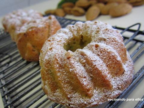 Cocinando para ellos pastelitos de calabacin dulces - Cocinando para ellos ...
