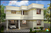 3-Bedroom Double Story House Plans