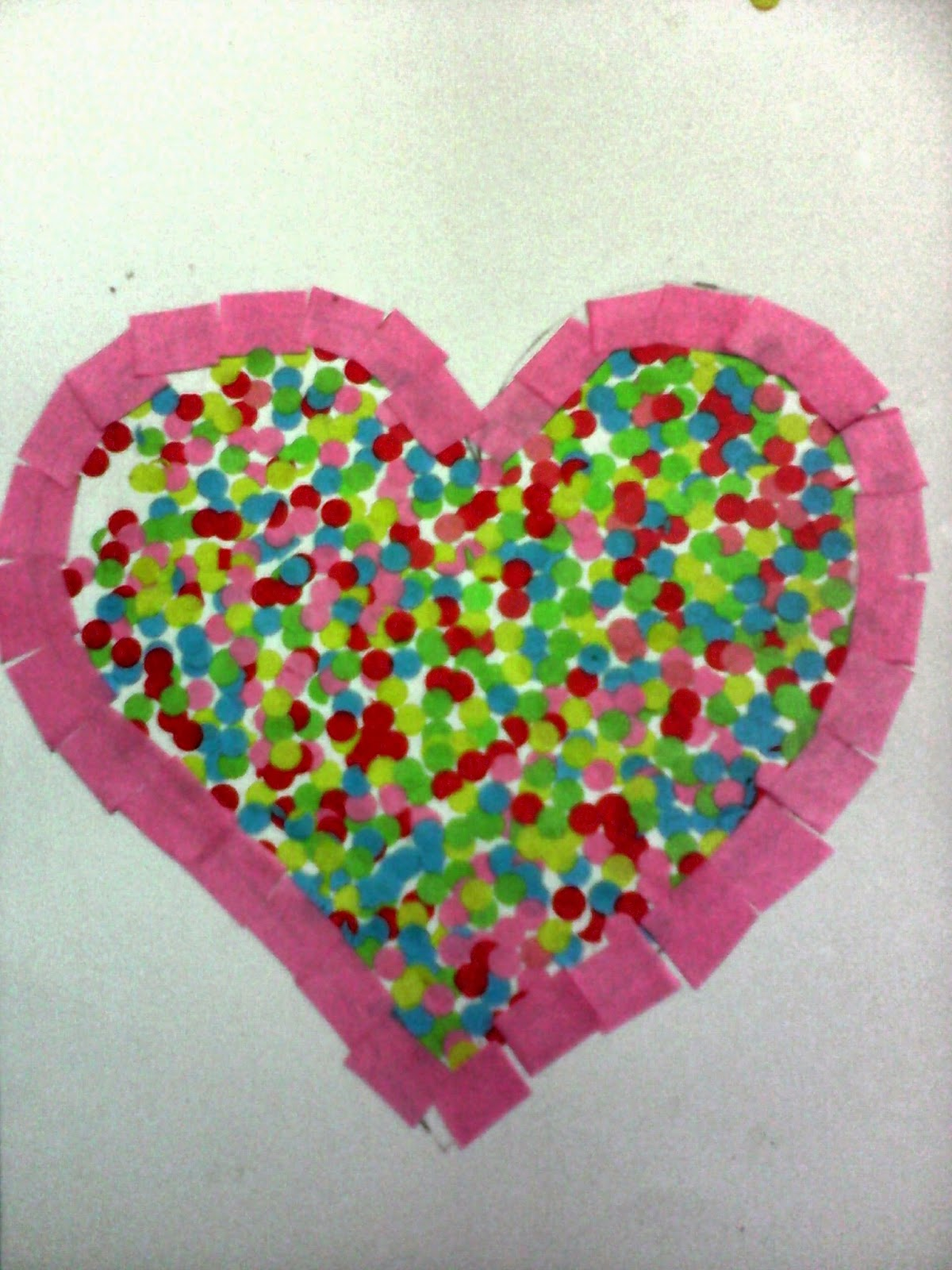 Tugas Seni Rupa: Mozaik Kertas