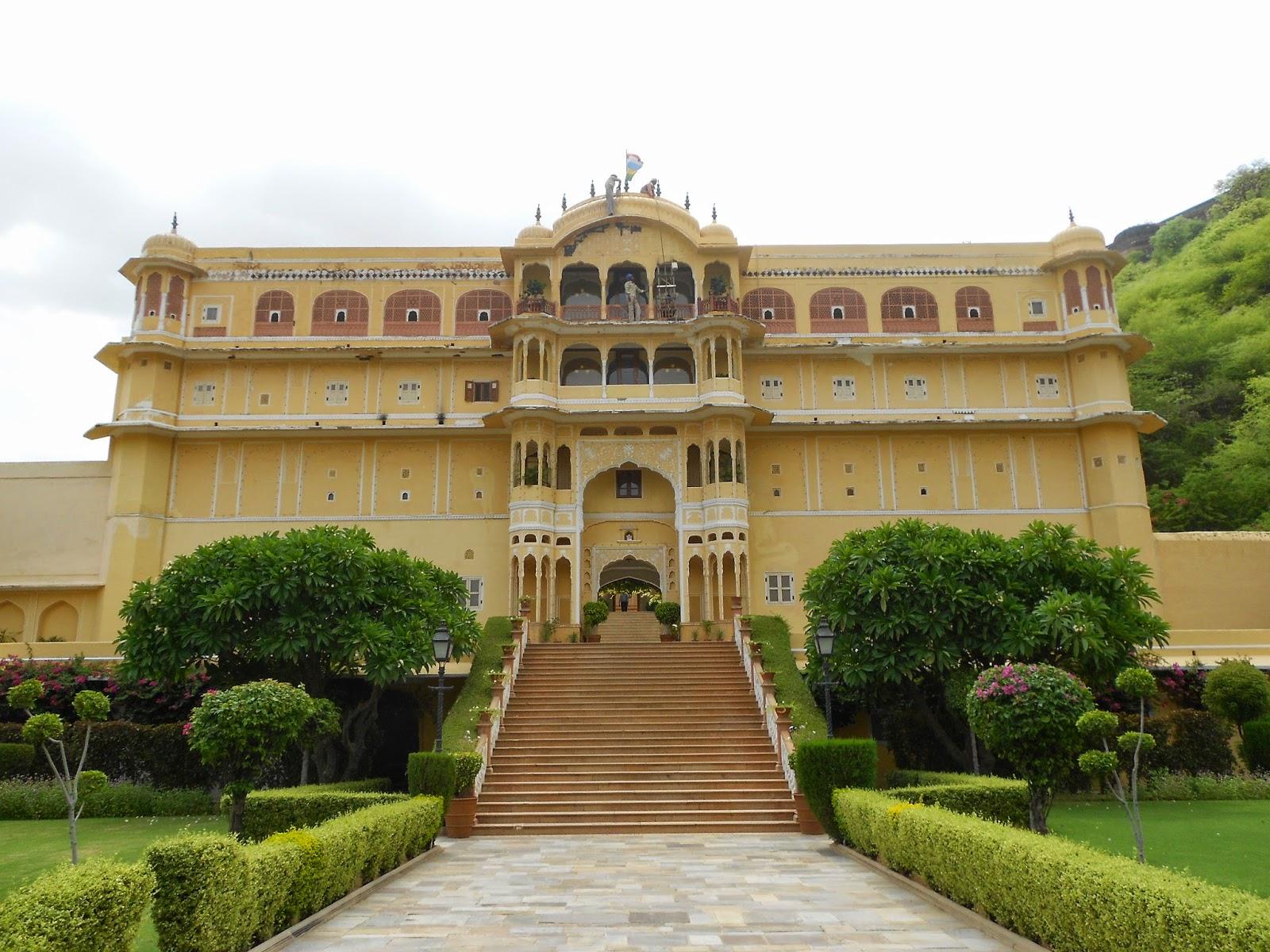 Palacio maharajá