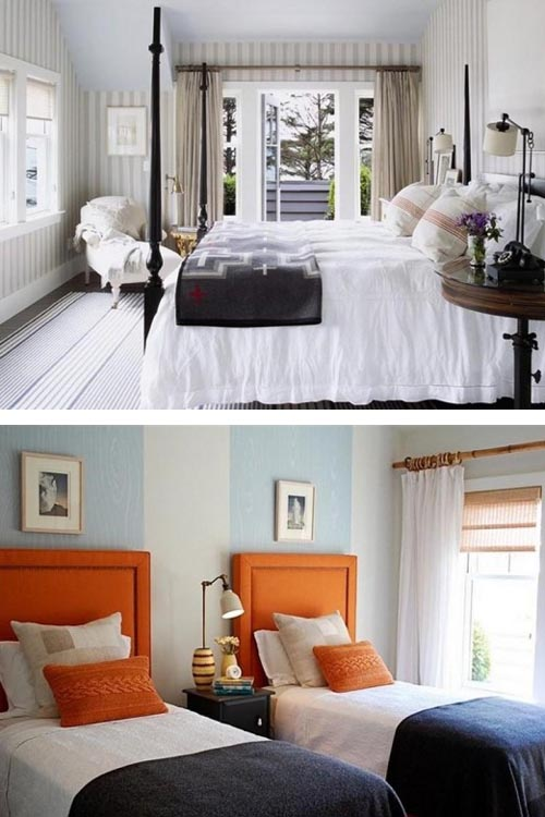 Familiar Interiors: Beach houses