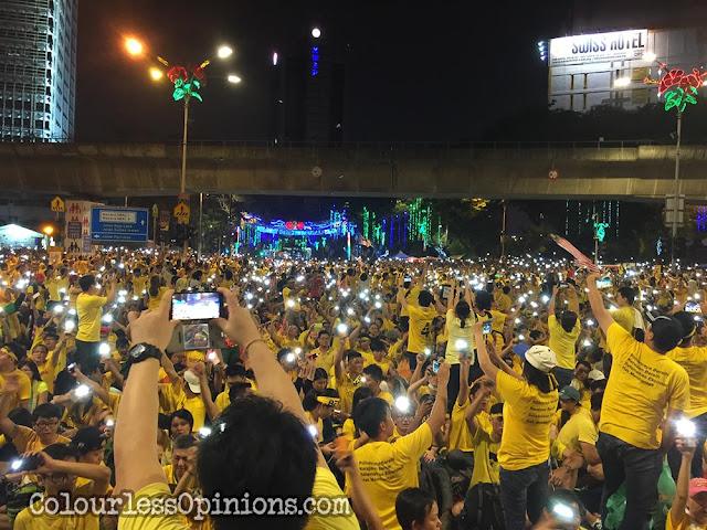 bersih 4 handphone lights