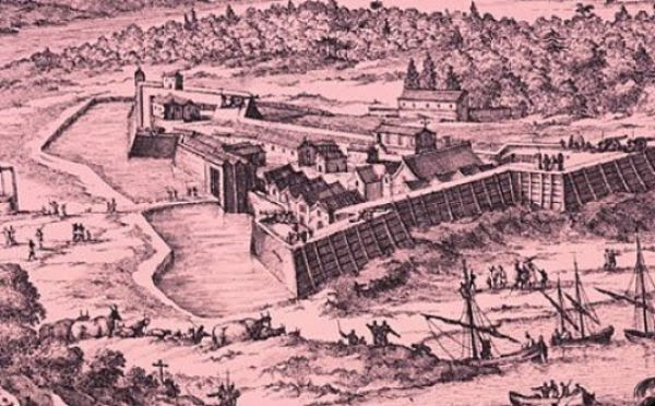 Fort Caroline, Lost Fortress