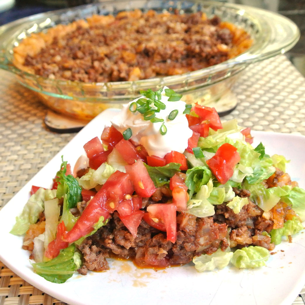 Mom, What's For Dinner?: Taco Pie