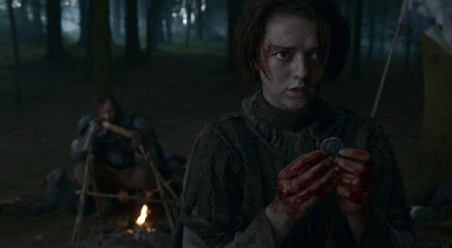 Arya valar morghulis - Juego de Tronos en los siete reinos