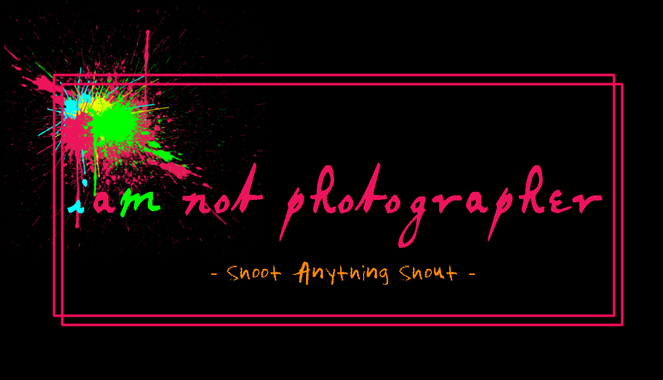 Iam Not Photographer
