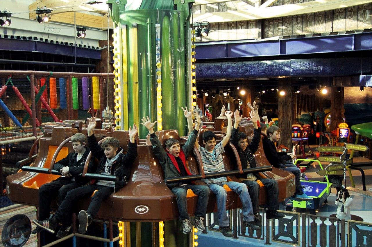 Развлечения в екатеринбурге 3 фотография