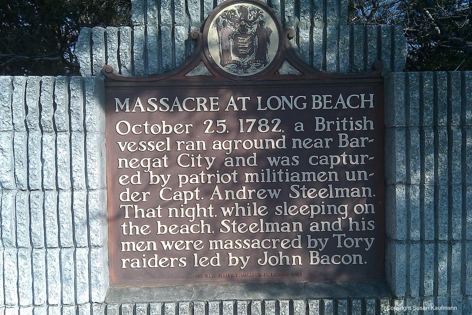 LBI historical marker