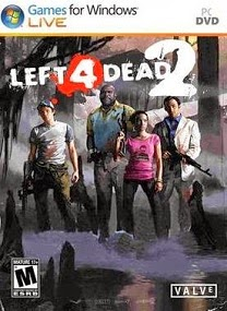 left 4 dead 2 pc game cover Left 4 Dead 2 Full Rip Highly Compressed