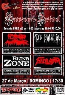 27.03.11 - Scavengers Festival LVI