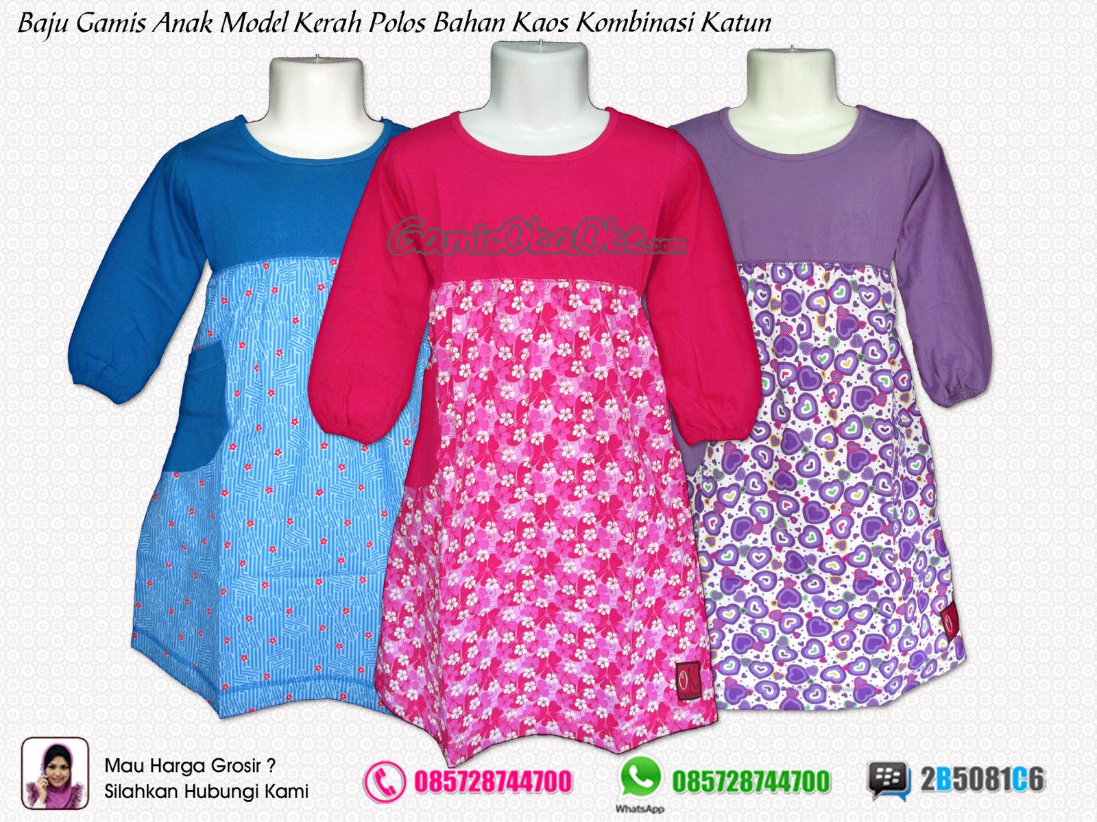 Grosir Baju Gamis Anak Perempuan Murah Dan Bagus