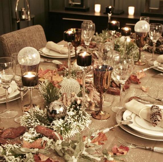 Art De La Table Decoration Noel : Acessórios de mesa natal
