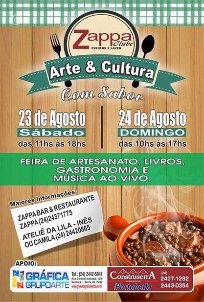 Evento em Ipiabas -Arte & Cultura - Barra do Piraí 2014