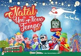 Vem aí o maior Natal da história de Iguatu