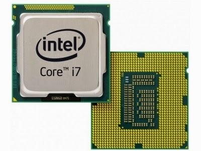 вид процессора Intel Core i7-3770S