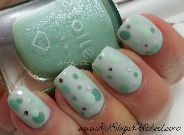 Mint Manis for Talia Joy