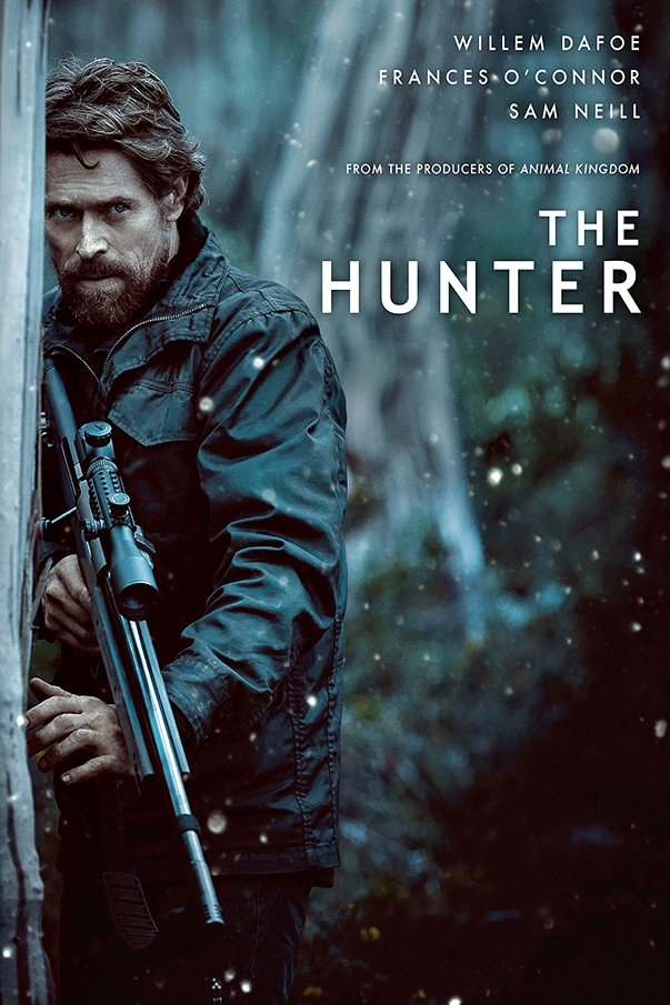 Póster de El cazador (The Hunter, 2011)