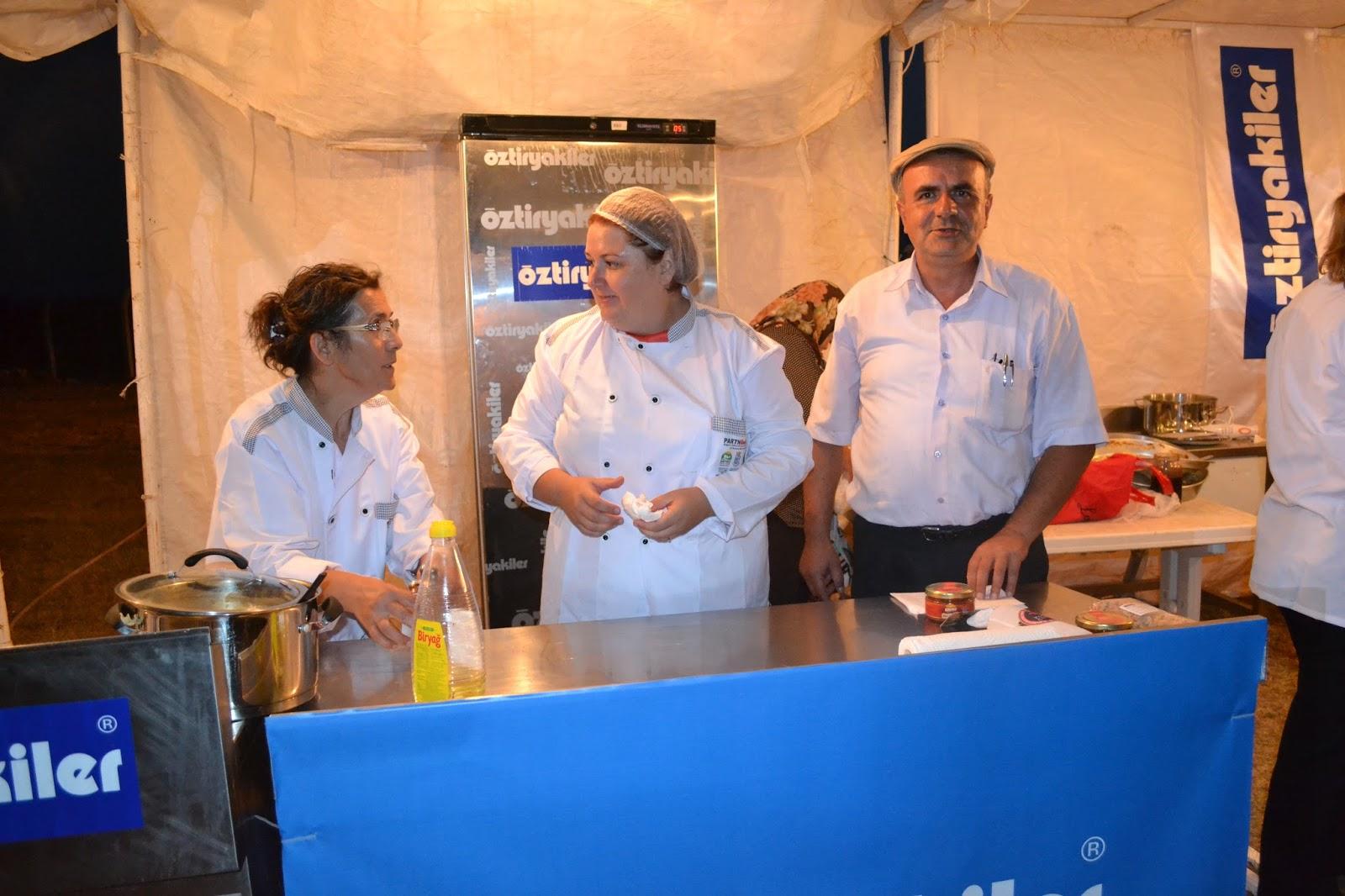 66 yaşındaki Emine teyze dondurmacı oldu